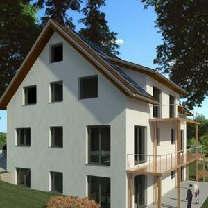 2017: Mehrfamilienhaus mit 4 Wohneinheiten in NRW