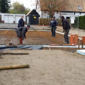 2016: Großzügiges Haus mit Satteldach in Wettbergen