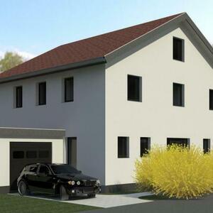 2015: Eindrucksvolles Gebäude in Flörsheim