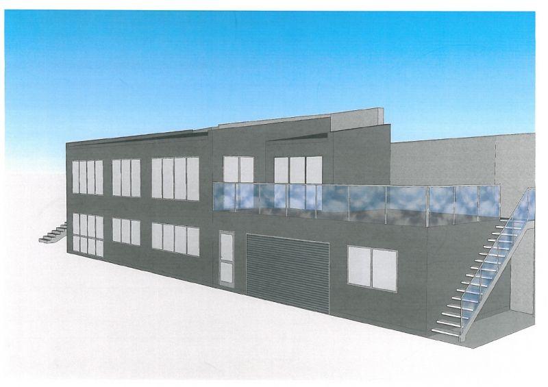 Bausatz auf Bornholm eingetroffen