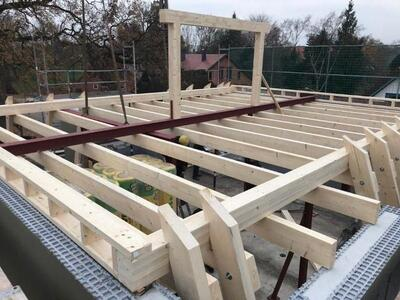 Passivhaus Baustellen