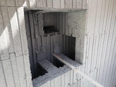 Soltau Treppenauflager