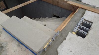 Hemer Treppe zum Keller